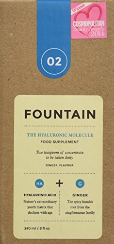 Fountain The Hyaluronic Molecule-8 oz.