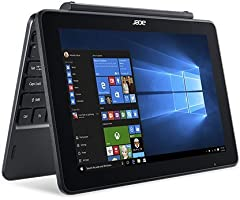 "Notebook Acer One 2 em 1 Intel 2GB 32GB SSD Tela Touch 10.1"" Windows 10"