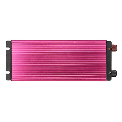 Anddoa 1500W LED Solar Power Inverter 12/24V to 110/220V Modified Sine Wave Converter - 12V-220V by Anddoa (Image #5)