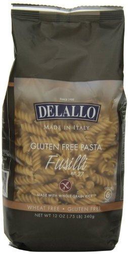 Delallo Pasta Gf Whlgrn Fusilli by DeLallo