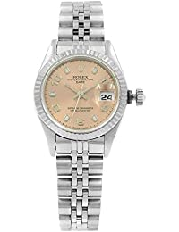 Datejust Automatic-self-Wind Female Watch 69174 (Certified Pre-Owned)