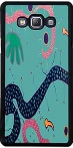 Funda para Samsung Galaxy A7 (SM-A700) - Energía by Helen Joynson