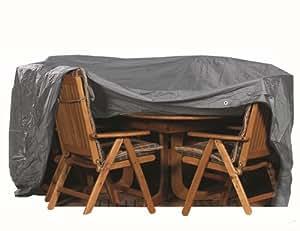 Siena garden 150951 funda para muebles de exterior for Fundas para sillas de jardin