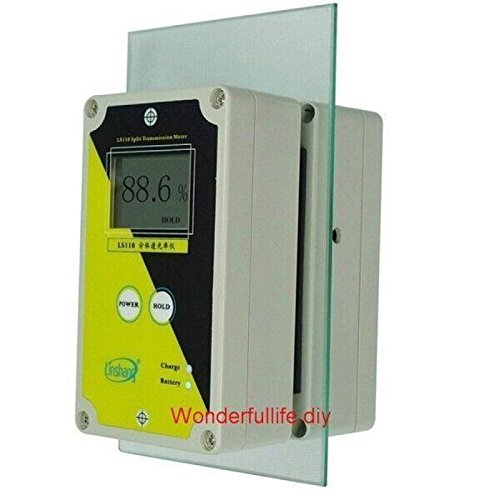 Light transmission meter window tint meter light transmission tester 380nm-760nm