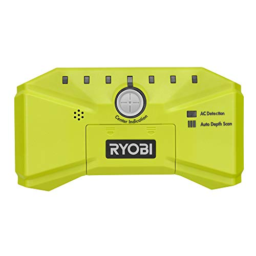 Ryobi ZRESF5000 LED Whole Stud Detector (Certified Refurbished)