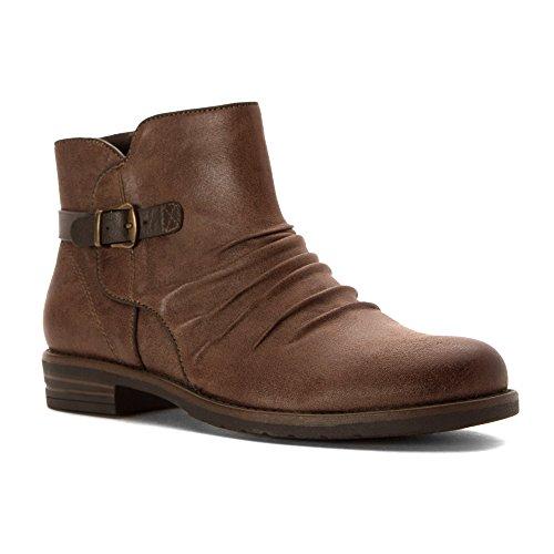 Baretraps CALLAHAN Womens Boots Mushroom Size 8.5 M - Bare Boots Women