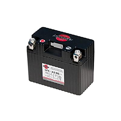 Shorai LFX LFX09A2 Lithium Duration Battery