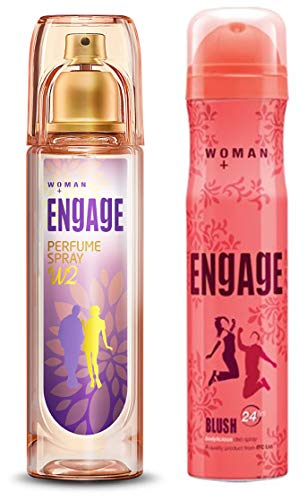 Best Engage W2 and Blush Deo Spray for Women Online India 2020