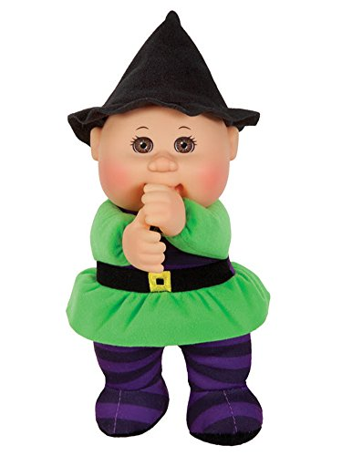 Cabbage Patch Kids 9 Inch Collectible Harvest Helpers Softbody Cuties Doll, Willow Witch for $<!--$9.95-->