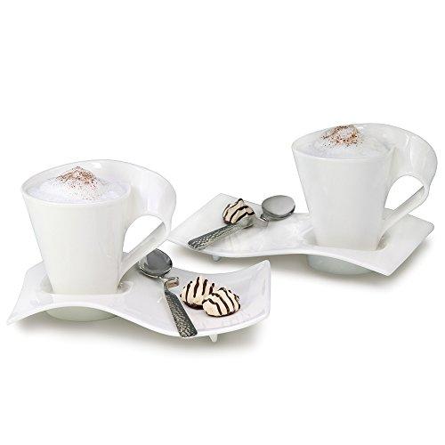 Villeroy & Boch New Wave Caffe Mugs, Set of 2 by Villeroy & Boch (Image #1)