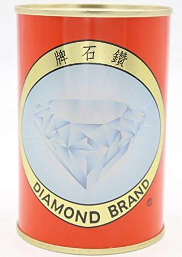 China Good Food Diamond Brand Canned Abalone 11 pieces / Can 鑽石牌鮑魚 FREE Worldwide Air Mail by China Good Food