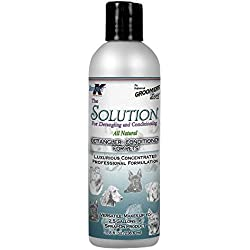 Double K Groomers Edge Solution for Detangling and Conditioning, 8 oz