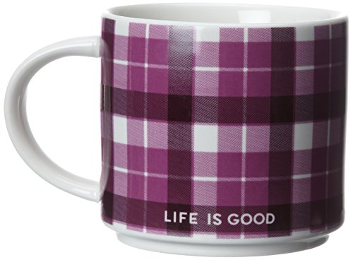 life is good coffee cup - 4