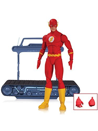 DC Comics Icons / The flash Chain Lightning 6 inches action figure