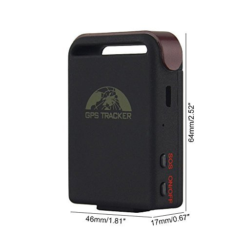 WIT-GPS Mini Portable Tracker - Ideal for Cargo or Point to Point Same Day Tracking