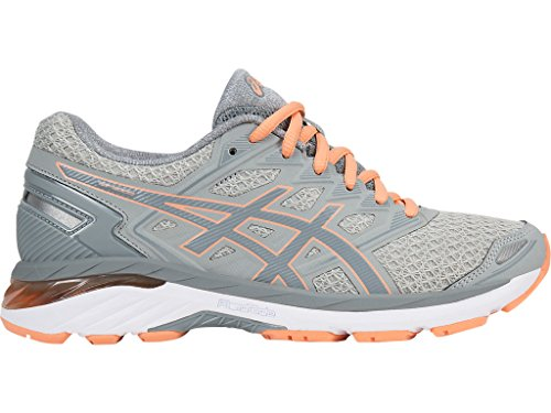 GREY 3000 Asics Running 5 GT STONE MID CANTELOUPE Women's GREY Shoes zzqaF