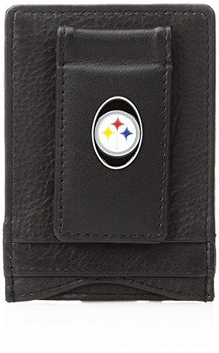 NFL Leather Money Clip Cardholder product image