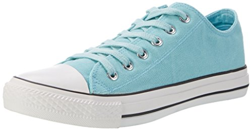 Canadians 832 turquoise Turquoise 478000 Femme Baskets pSr8TPpq