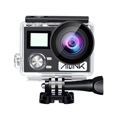 OGL WIFI Action Camera 4K 24MP Waterproof