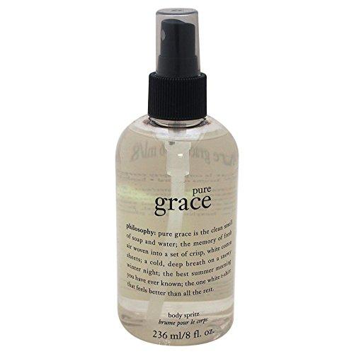 - Philosophy Pure Grace Body Spritz, 8 Ounce