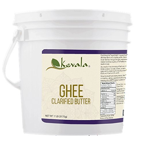 Kevala Ghee - Clarified Butter 7 Lbs by Kevala