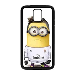 Cute Minions Fashion Comstom Plastic case cover For Samsung Galaxy S5