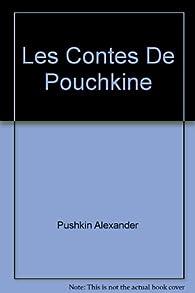 Contes Pouchkine par Alexandre Pouchkine