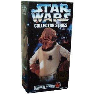 Series Wars Collector Star - Star Wars Admiral Ackbar Collector Series 12