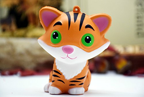 Xinse Squishies Animals Owl Penguines Tiger Flying Horse