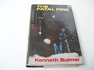 book cover of The Fatal Fire