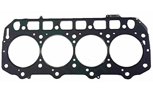 NEW HEAD GASKET FITS YANMAR ENGINE 4TNE98-A 4TNE98-F Y129902-01331 Y12990201331 -  RAREELECTRICAL, Y129902-01331*1