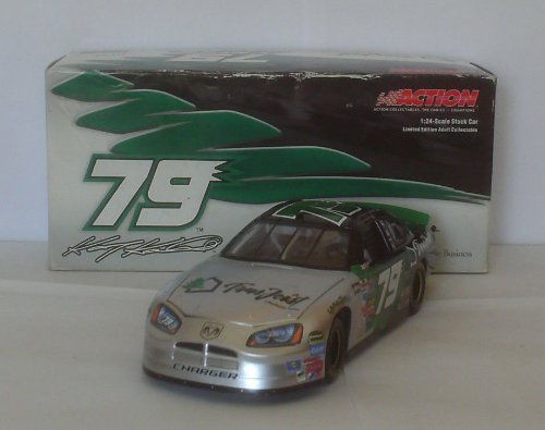 Kasey Kahne #79 Trus Joist Dodge Charger 1:24 Die Cast 1 Of Only 2004 Produced **Get it by the 24th Try out Amazon Prime and get this item second day or overnight delivery for just (Kasey Kahne Cap)