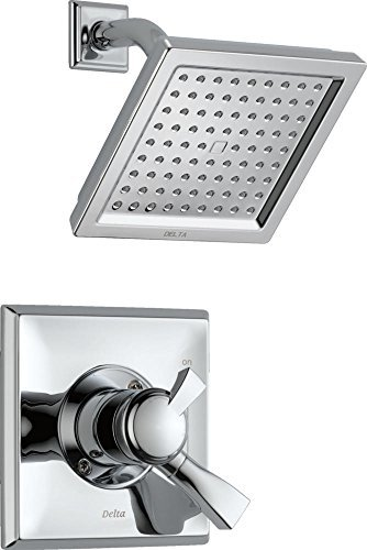 Delta Faucet T17251 Dryden Monitor 17 Series Shower Trim, Chrome by DELTA FAUCET - Dryden Series