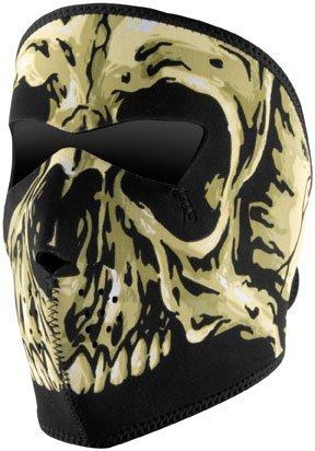 ZANheadgear Neoprene Full Face Mask (SKULL)