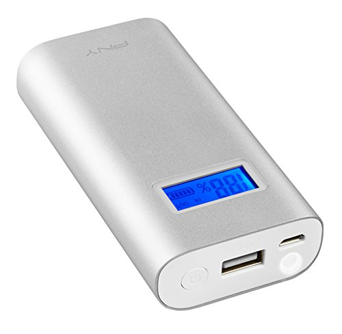 PNY AD5200 5200mAh 2.4 Amp PowerPack (P-B-5200-24-S03-RB) by PNY (Image #1)