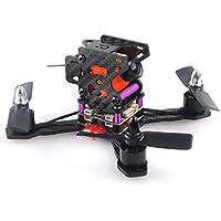 Crazepony X130 FPV Racing Drone Mini Quadcopter Carbon Fiber Frame Kit