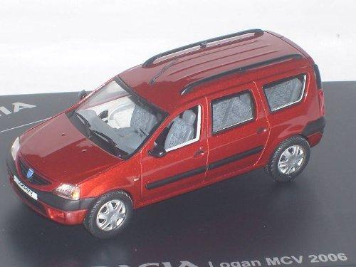 Eligor Mcv auto modello modello di Red Logan Dacia Transporter 143 2006 Nnk8O0wXZP