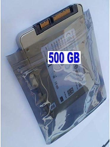 500 GB SSD Disco Duro Compatible con Acer Extensa 5630Z 322G16N VHB el portátil, 500GB