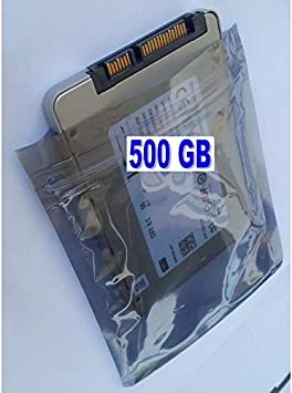 500 GB SSD Disco Duro Compatible con Lenovo ThinkPad X230, Serie ...
