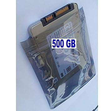 500 GB SSD Disco Duro Compatible con Lenovo IdeaPad Z580 el ...