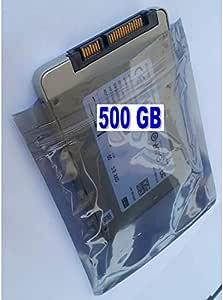 500 GB SSD Disco Duro Compatible con ASUS EEE PC 1005P el portátil ...