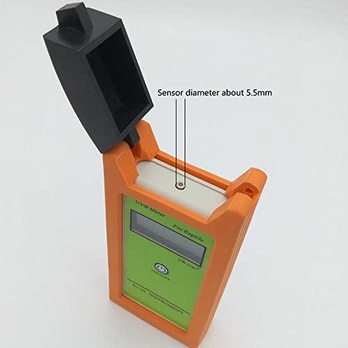 Sonline RGM-UVB UVB Tester High Accuracy UVB Detector UVB Test Instrument for Reptile UVB Meter Luminosity Measurement Tool