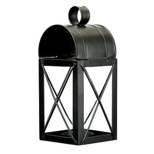 Achla Designs Travis House Colonial Style Lantern for Candle or LED ()