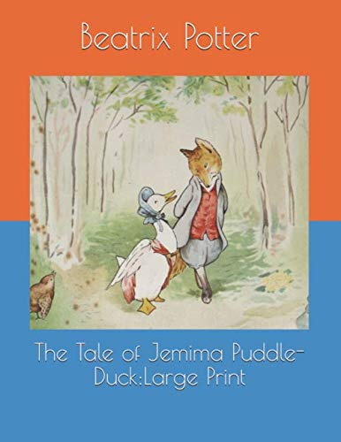 The Tale of Jemima Puddle-Duck:Large Print