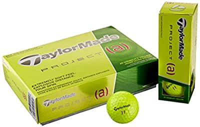 TaylorMade Men's Project Golf Balls