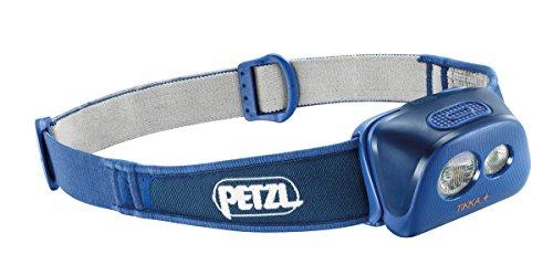 (PETZL - TIKKA+ 110 Lumens, Blue)