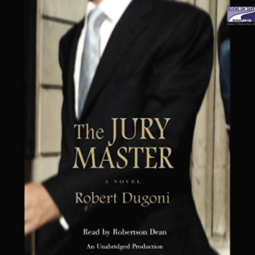 Bargain Audio Book - Jury Master