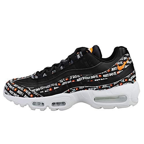 Total Max Multicolores noir Baskets Orange Unisexes 001 Nike Noir Air Se 95 Blanc Adultes F50xTwPq
