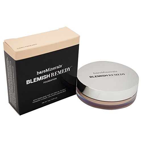 bareMinerals Blemish Remedy, Clearly Porcelain, 0.21 Ounce