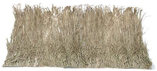 Wildfowler Natural Grass Mat, Hay, 4' x 8' Feet Conversion